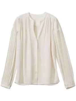 Chemise blanc cassé d'H&M