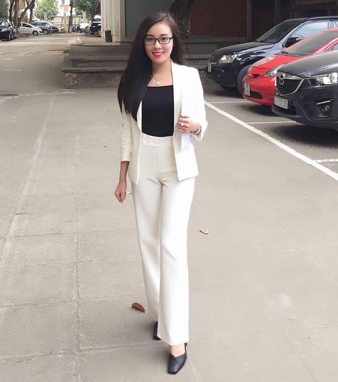 Nữ giảng viên nóng bỏng ĐH Quốc gia: Sinh viên rất tò mò về tôi - 3