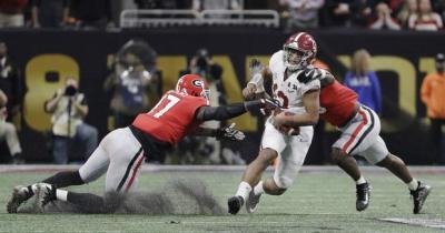 How every Alabama football freshman played in 2017 | AL.com
