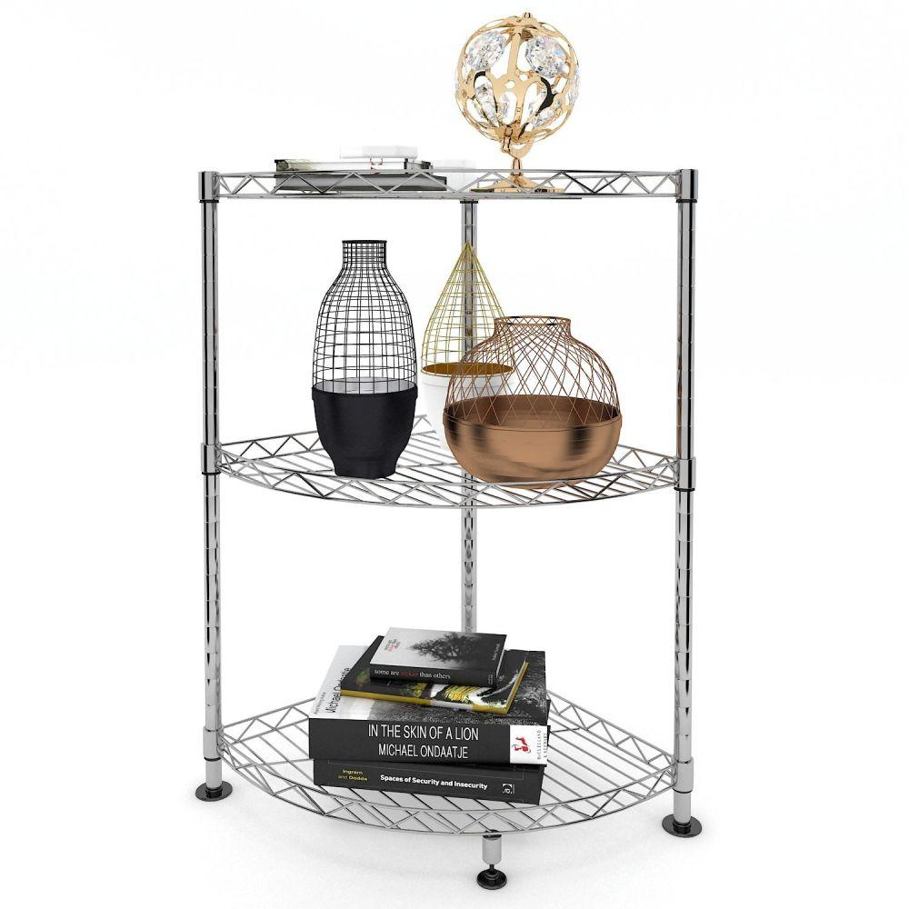 Fullsize Of Adjustable Corner Shelf