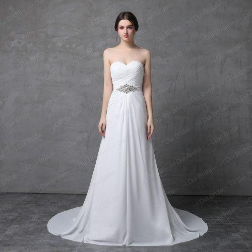 Medium Of Simple Wedding Dress