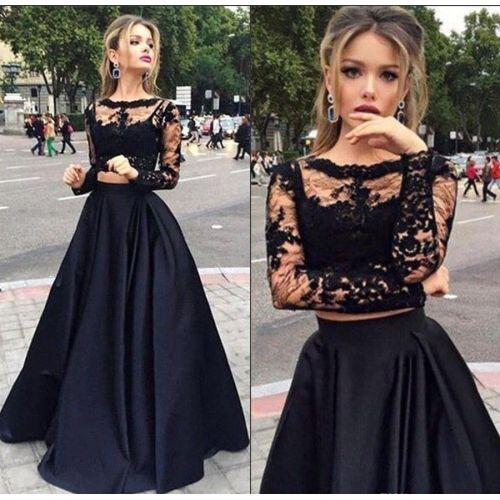 Medium Crop Of Crop Top Dress