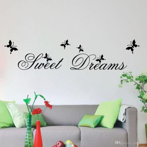 Medium Of Butterfly Wall Decals