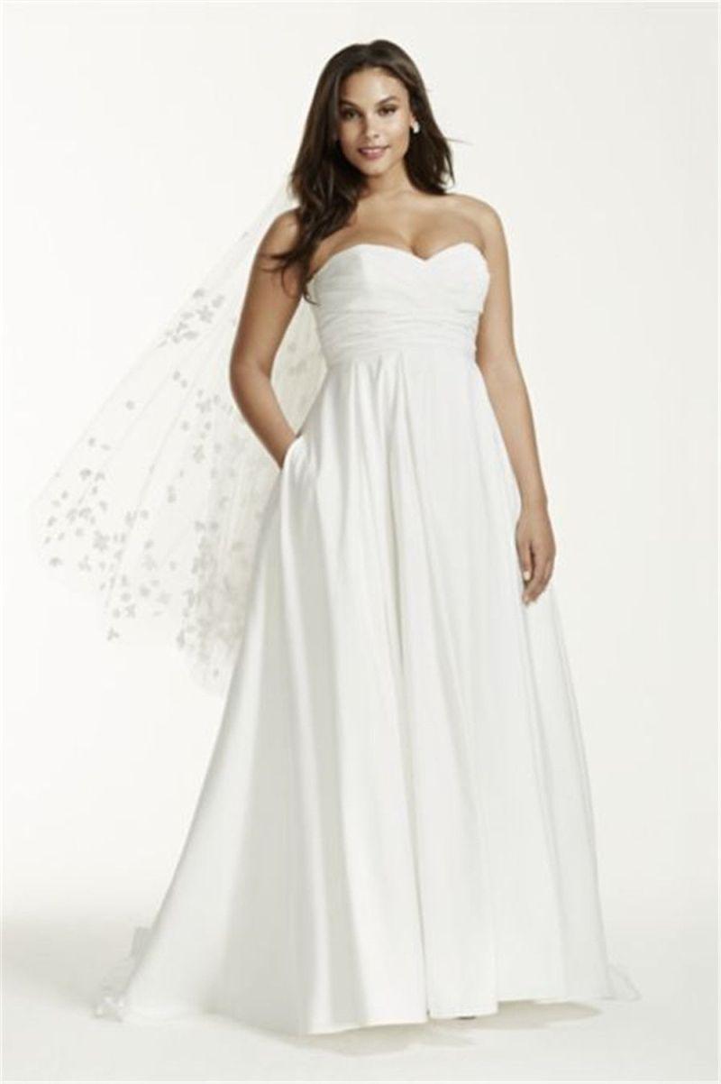 Large Of Empire Waist Lace Wedding Dress