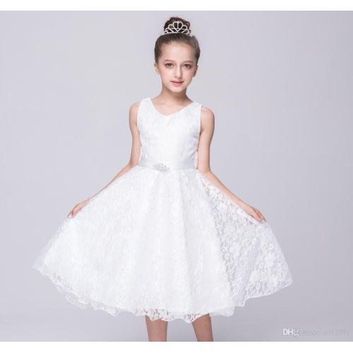 Medium Crop Of White Dresses For Girls