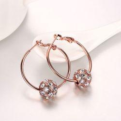 Mind 2018 Fashion Earrings Women Czech Diamond Round Stud Earrings Women Czech Diamond Round Stud Earrings Earrings Jewelry From 2018 Fashion Earrings