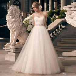 Aweinspiring Belt Tea Length Wedding Dress Vintage Inspired Berydress Bridal New Adult Cinderella Wedding Dresses Tulle Berydress Bridal New Adult Cinderella Wedding Dresses Tulle Ball Gownwedding Dre