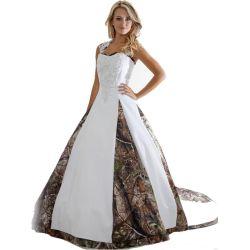 Small Crop Of Camo Wedding Dresses