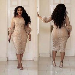 Small Of Plus Size Cocktail Dress