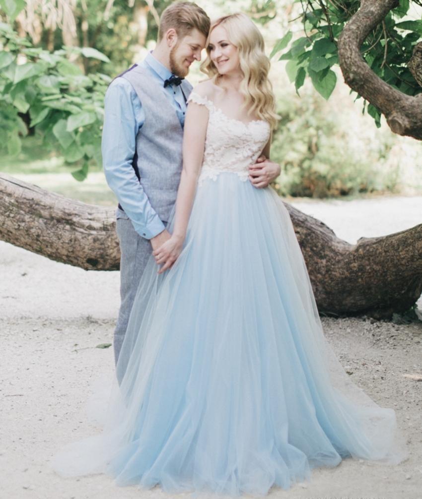 Fullsize Of Tulle Wedding Dress