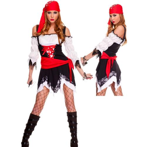 Medium Crop Of Girl Pirate Costume
