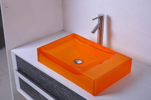 Medium Of Bathroom Vessel Sinks