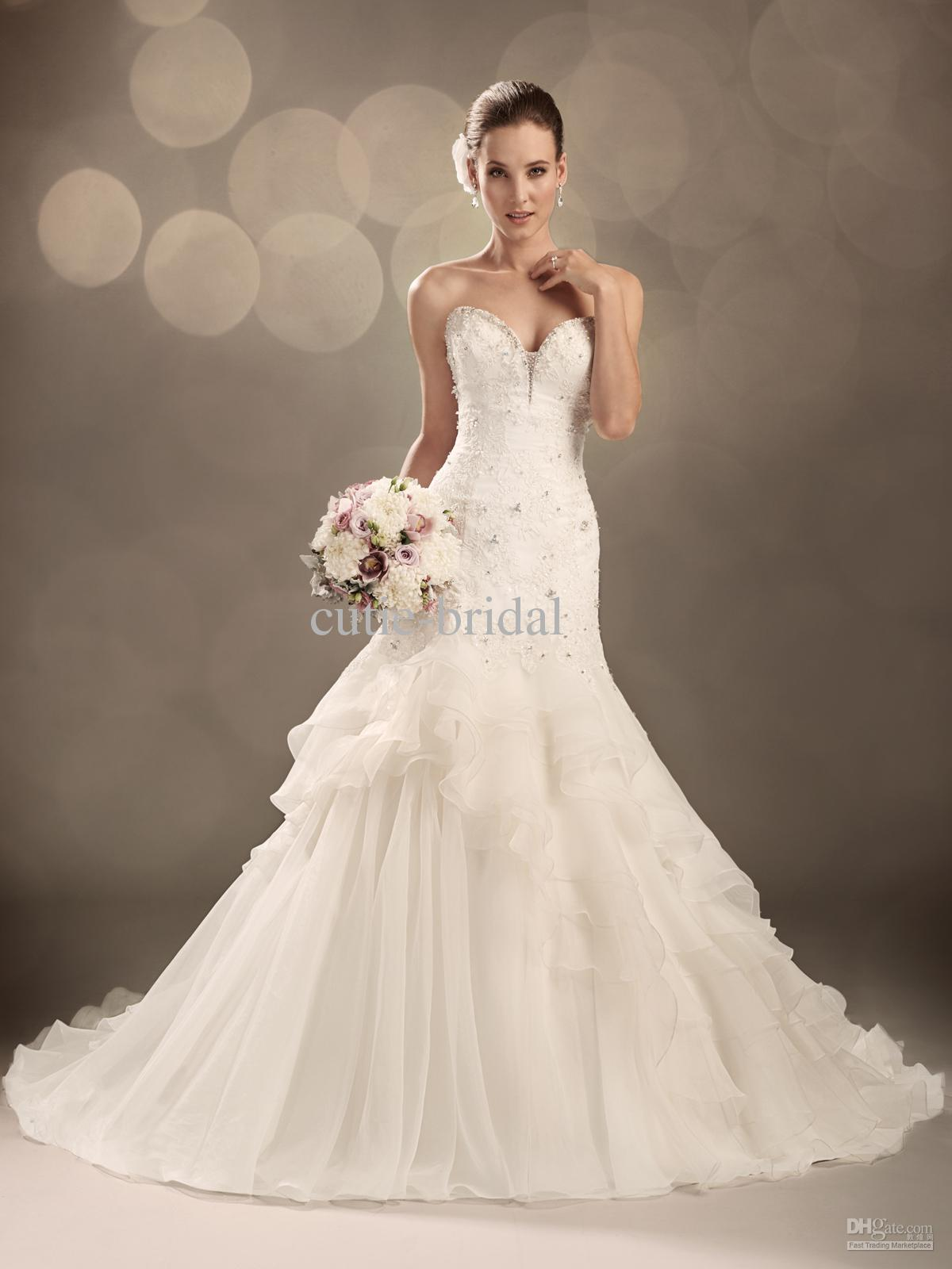 Fullsize Of Ivory Wedding Dress