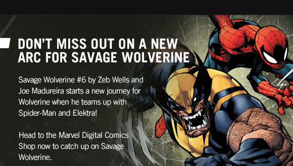 Don't Miss Out On a new Arc for Savage Wolverine