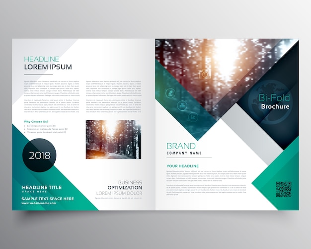 brochure template design   Thevillas co brochure template design