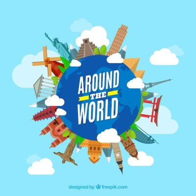 Around Vectors, Photos and PSD files | Free Download