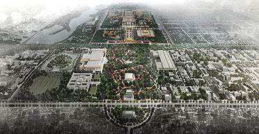 What if Tiananmen Sq. looked like this?