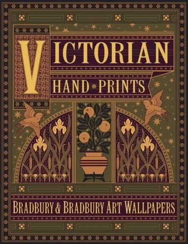 Bradbury & Bradbury Victorian Hand-Prints Wallpaper Catalog by Bradbury & Bradbury Art ...