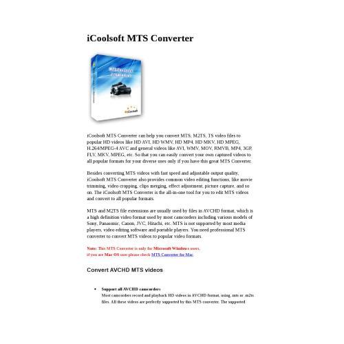 Medium Crop Of Convert Avchd To Mp4