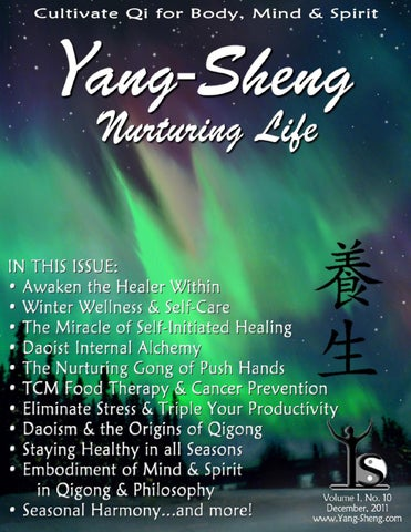 Stay Comfortable in Winter with the Tumo of Qi Gong