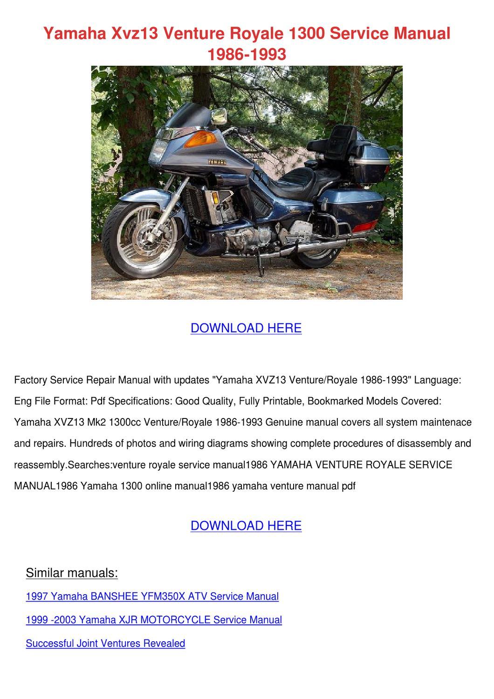 Yamaha xt600 1983 2003 service repair manual download array yamaha motorcycle service manuals pdf disrespect1st com rh disrespect1st com fandeluxe Gallery
