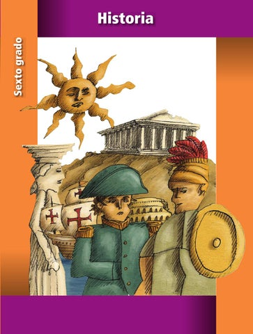 Historia 6o. Grado by Rarámuri - Issuu