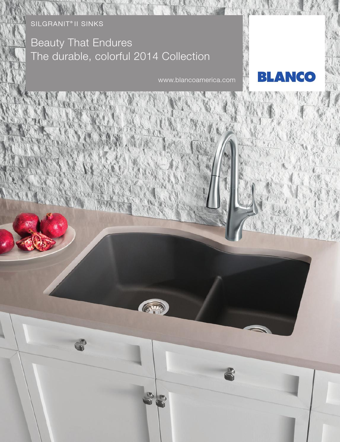 blanco catalog blanco kitchen sinks