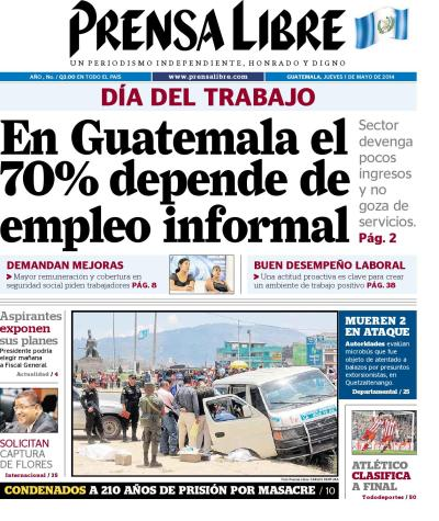 Plmt01052014 by Prensa Libre - Issuu