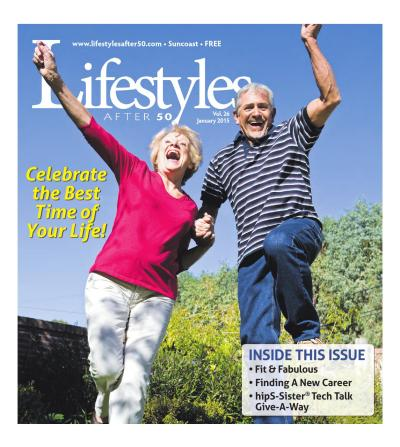 Lifestyles After 50 Suncoast January 2015 edition by News ...