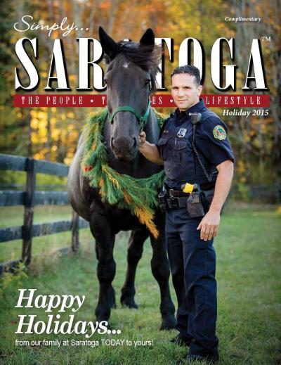 Simply Saratoga Holiday 2015 by Saratoga TODAY - Issuu