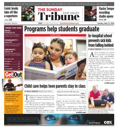 East Valley Tribune: Chandler Edition - May 15, 2016 by Times Media Group - Issuu