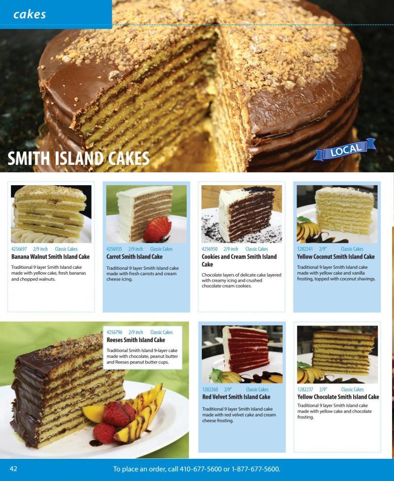 Large Of Smith Island Cake Recipe