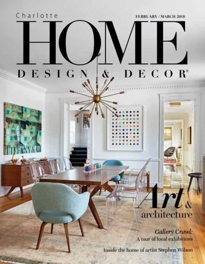 February/March 2018 by Home Design & Decor Magazine - Issuu