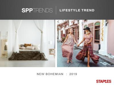 2019 New Bohemian Lifestyle Trend by SPP Trends - Issuu
