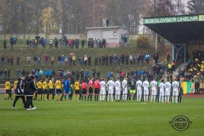 FK Baník Sokolov vs. FC Baník Ostrava - Groundhopping Fotos