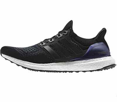 Adidas - Ultra Boost men's running shoes (black) - buy it ...