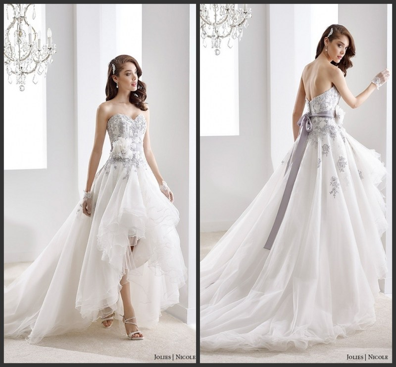 Large Of High Low Wedding Dress
