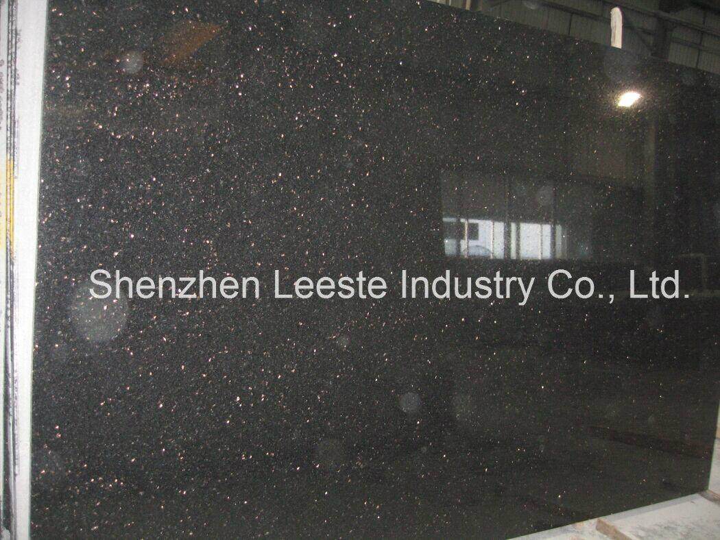 Fullsize Of Black Galaxy Granite