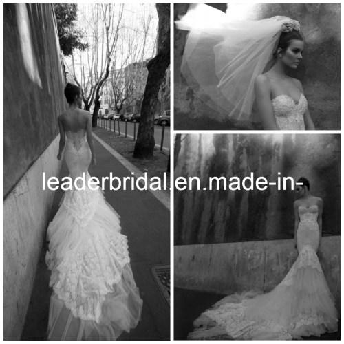 elegant mermaid wedding dresses backless mermaid wedding dress Y Backless Mermaid Wedding Dresses Tulle Elegant Appliques