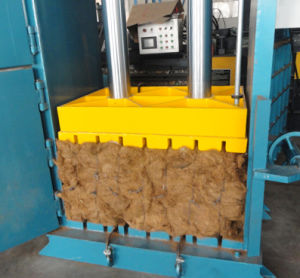 China Coir Fiber Baling Press - China Sinobaler, Baling Machine