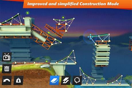 Bridge Constructor Stunts