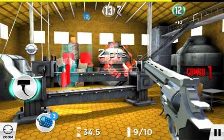 Gun shot Champion 2