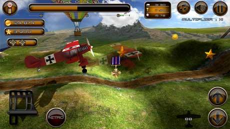 Hill Climb Fly Racing