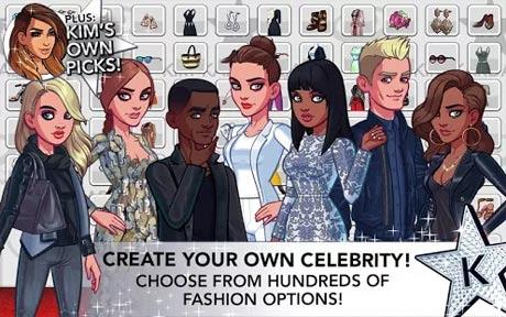 kim kardashian hollywood