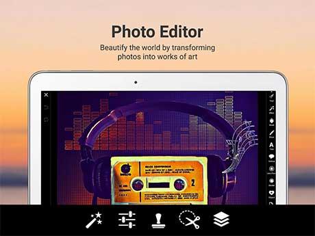 PicsArt Social Photo Editor