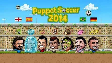 Puppet Soccer 2014 Football