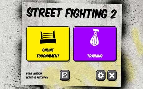 Street Fighting 2 Multiplayer