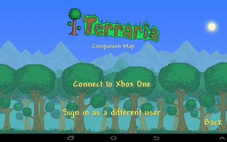 Terraria World Map