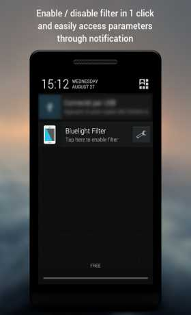 Bluelight Filter License Key