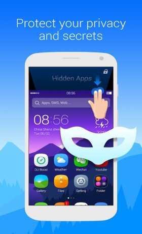 DU Launcher - Boost Your Phone